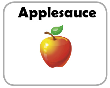 Applesauce Commodity Image